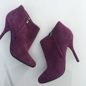 Aldo ankle booties size